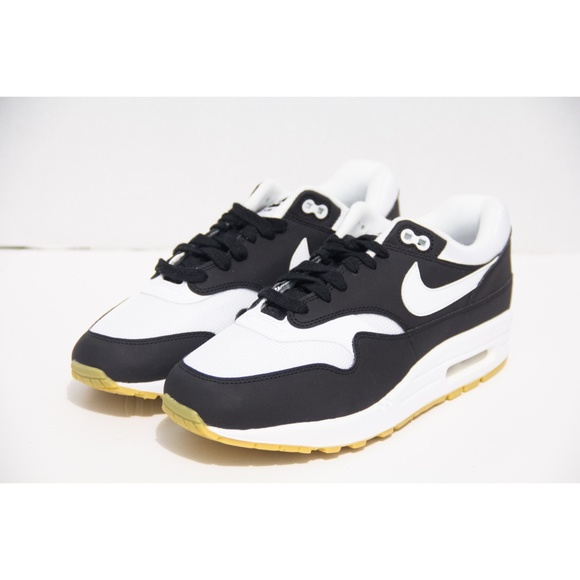 air max 1 black gum brown
